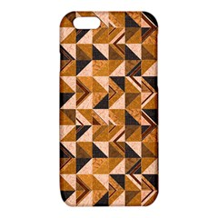 Brown Tiles iPhone 6/6S TPU Case