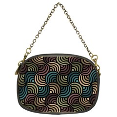 Glowing Abstract Chain Purses (two Sides)