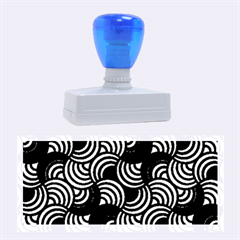Glowing Abstract Rubber Stamps (large)