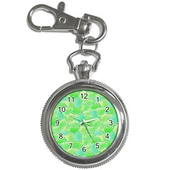Green Glowing Key Chain Watches