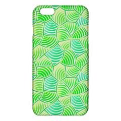 Green Glowing iPhone 6 Plus/6S Plus TPU Case
