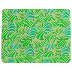 Green Glowing Jigsaw Puzzle Photo Stand (rectangular)