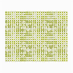 Pastel Green Small Glasses Cloth