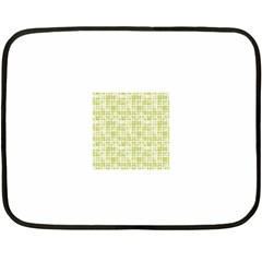 Pastel Green Fleece Blanket (Mini)