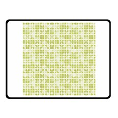 Pastel Green Fleece Blanket (Small)