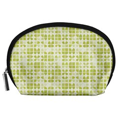 Pastel Green Accessory Pouches (Large)