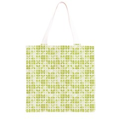 Pastel Green Grocery Light Tote Bag