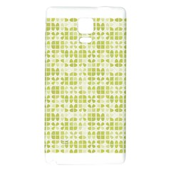 Pastel Green Galaxy Note 4 Back Case