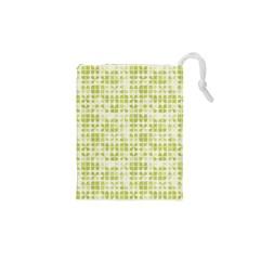 Pastel Green Drawstring Pouches (XS)