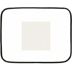 Pastel Pattern Fleece Blanket (Mini)