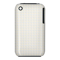 Pastel Pattern Apple iPhone 3G/3GS Hardshell Case (PC+Silicone)