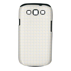 Pastel Pattern Samsung Galaxy S III Classic Hardshell Case (PC+Silicone)
