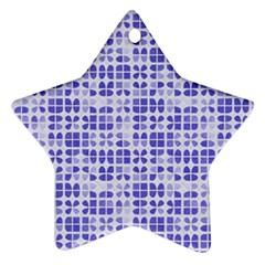 Pastel Purple Ornament (Star)