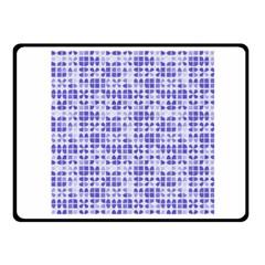 Pastel Purple Fleece Blanket (small)
