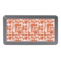 Pastel Red Memory Card Reader (Mini)