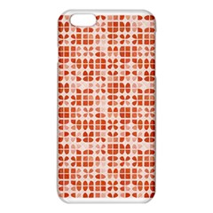Pastel Red iPhone 6 Plus/6S Plus TPU Case
