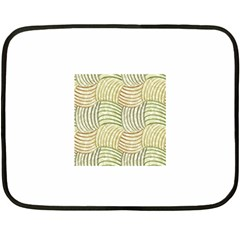 Pastel Sketch Fleece Blanket (mini)
