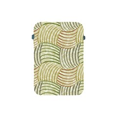 Pastel Sketch Apple iPad Mini Protective Soft Cases