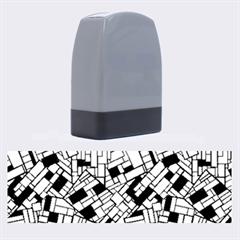 Pastel Tiles Name Stamps