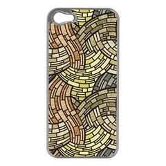 Whimsical Apple iPhone 5 Case (Silver)