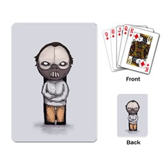 Dr. Lecter Playing Card