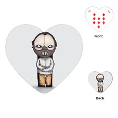 Dr. Lecter Playing Cards (Heart)