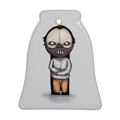 Dr  Lecter Ornament (bell)