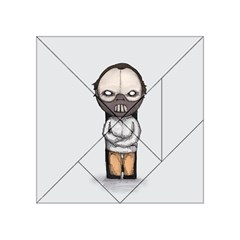 Dr  Lecter Acrylic Tangram Puzzle (4  X 4 )