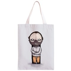 Dr. Lecter Classic Light Tote Bag