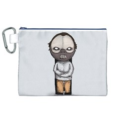 Dr. Lecter Canvas Cosmetic Bag (XL)