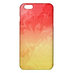 Ombre Orange Yellow iPhone 6 Plus/6S Plus TPU Case