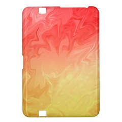 Ombre Orange Yellow Kindle Fire HD 8.9