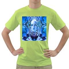 Clockwork Blue Green T-Shirt