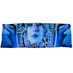 Clockwork Blue Body Pillow Case (dakimakura)
