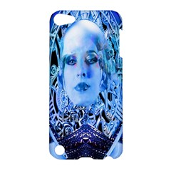 Clockwork Blue Apple Ipod Touch 5 Hardshell Case