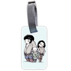 Inconceivable Luggage Tags (One Side)