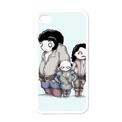 Inconceivable Apple iPhone 4 Case (White)