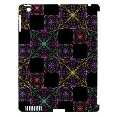 Ornate Boho Patchwork Apple iPad 3/4 Hardshell Case (Compatible with Smart Cover)