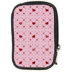 Heart Squares Compact Camera Cases