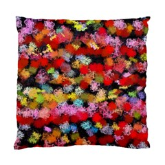 Colorful Brush Strokes                                             	standard Cushion Case (two Sides)