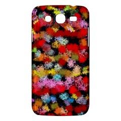 Colorful brush strokes                                             Samsung Galaxy Mega 5.8 I9152 Hardshell Case