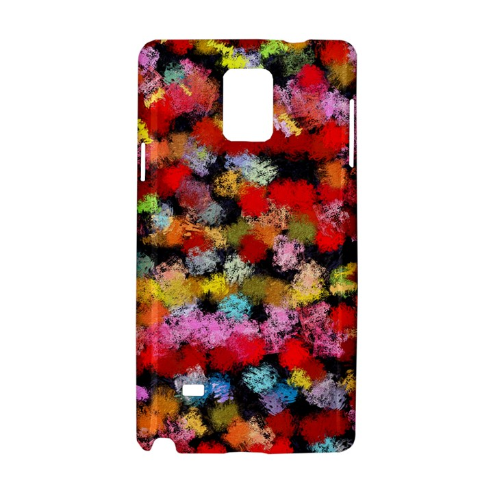 Colorful brush strokes                                             Samsung Galaxy Note 4 Hardshell Case