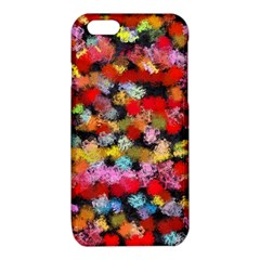 Colorful brush strokes                                             iPhone 6/6S TPU Case