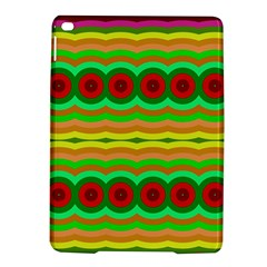 Circles and waves                                              			Apple iPad Air 2 Hardshell Case