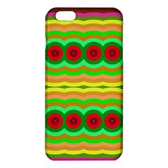 Circles and waves                                              			iPhone 6 Plus/6S Plus TPU Case