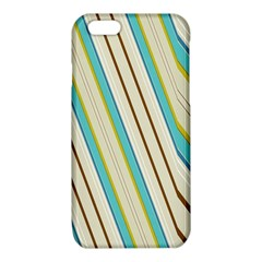 Bent stripes                                               			iPhone 6/6S TPU Case