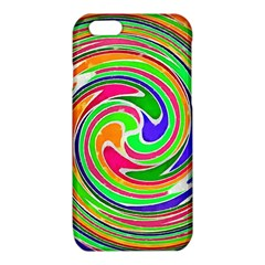 Colorful whirlpool watercolors                                                iPhone 6/6S TPU Case