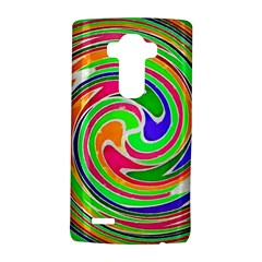 Colorful whirlpool watercolors                                                			LG G4 Hardshell Case