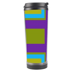 Angles and shapes                                                 Travel Tumbler