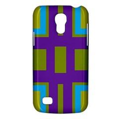 Angles and shapes                                                 Samsung Galaxy S4 Mini (GT-I9190) Hardshell Case